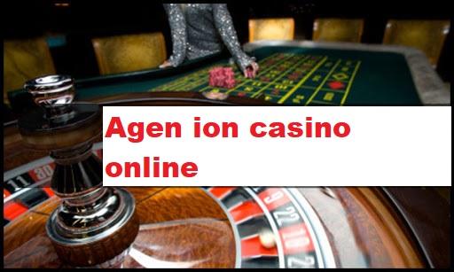 Membedakan Agen Ion Casino Terpercaya dan Tidak