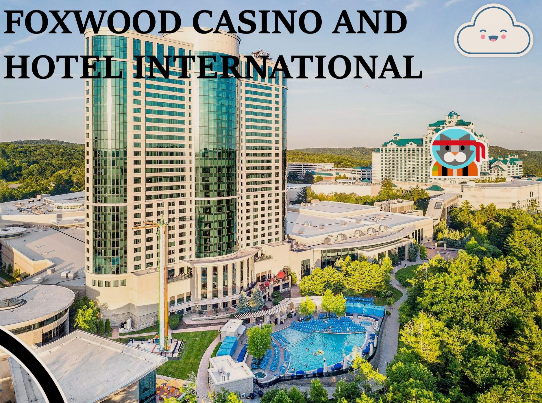 Pesona Keindahan Foxwood Casino